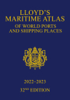 Lloyd's Maritime Atlas of World Ports and Shipping Places 2022-2023 Cover Image