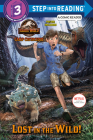 Lost in the Wild! (Jurassic World: Camp Cretaceous) (Step into Reading) Cover Image