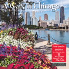 A Walk in Chicago 2021 Wall Calendar Cover Image