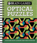 Brain Games Optical Puzzles Cover Image