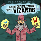 Learn Capitalization with Wizards Cover Image