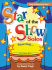 Star of the Show Solos - Book 2, Moderately Easy Cover Image
