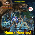 Hidden Hunters! (Jurassic World: Camp Cretaceous) (Pictureback(R)) Cover Image