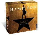 Hamilton 2021 Day-to-Day Calendar Cover Image