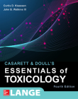 Casarett & Doull's Essentials of Toxicology, Fourth Edition Cover Image