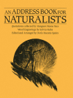 An Address Book for Naturalists: Quotations Collected by Margaret Morse Nice Cover Image