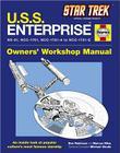 U.S.S. Enterprise Haynes Manual (Star Trek ) Cover Image