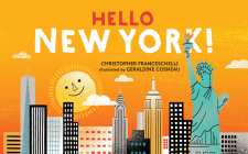 Hello, New York! (Hello, Big City!) Cover Image