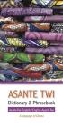 Asante Twi-English/English-Asante Twi Dictionary & Phrasebook Cover Image