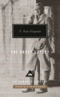 The Great Gatsby: Introduction by Malcolm Bradbury (Everyman's Library Contemporary Classics Series) Cover Image