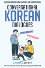 Conversational Korean Dialogues: Over 100 Korean Conversations and Short Stories Cover Image