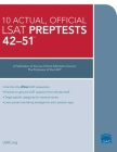 10 Actual 42-51, Official LSAT Preptests: (preptests 42-51) Cover Image