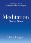 Meditation Now or Never Cover Image