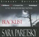 Blacklist (V.I. Warshawski Novels #12) Cover Image