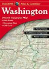 Washington - Delorme5t -OS (Washington Atlas & Gazetteer) Cover Image