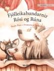 Fjölleikahundarnir Rósi og Rúna: Icelandic Edition of Circus Dogs Roscoe and Rolly Cover Image