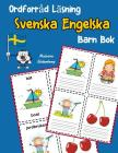 Ordforråd Läsning Svenska Engelska Barn Bok: öka ordförråd test svenska engelsk børn Cover Image