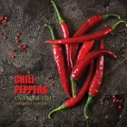 Chili Peppers Calendar 2021: 16 Month Calendar Cover Image