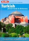 Berlitz Turkish Phrase Book and Dictionary Cover Image