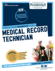 Medical Record Technician (Career Examination) Cover Image