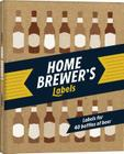Home Brewer's Labels Cover Image