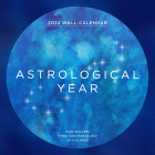 Astrological Year 2022 Wall Calendar Cover Image
