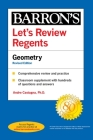 Let's Review Regents: Geometry Revised Edition (Barron's Regents NY) Cover Image
