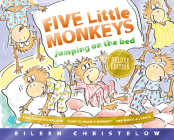 Five Little Monkeys Jumping on the Bed Deluxe Edition (A Five Little Monkeys Story) Cover Image