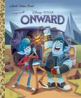 Onward Little Golden Book (Disney/Pixar Onward) Cover Image
