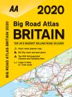 Big Road Atlas Britain 2020 Cover Image