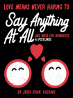 Love Means Never Having to Say Anything: Love Notes for Introverts 31 Postcards Cover Image