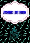 Fishing Log Book April: Pure Fishing Login Size 7x10 INCHES - Women - Weather # Etc Cover Matte 110 Page Very Fast Print. Cover Image