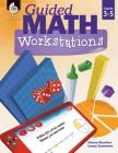 Guided Math Workstations Grades 3-5 Cover Image