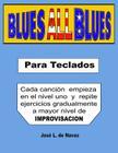 BLUES all BLUES: Espanol Cover Image
