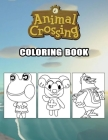 Animal Crossing Coloring Book: Big book animal crossing fans amazing updated images Book Set For Kids. Cover Image