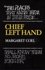 Chief Left Hand, Volume 159: Southern Arapaho (Civilization of the American Indian #159) Cover Image