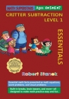 Math Superstars Subtraction Level 1: Essential Math Facts for Ages 4 - 7 Cover Image