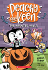 The The Haunted Halls (Peachy and Keen) Cover Image
