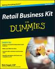Retail Business Kit for Dummies [With CDROM] Cover Image