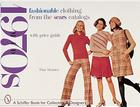 Fashionable Clothing from the Sears Catalogs: Mid-1970s (Schiffer Book for Collectors) Cover Image