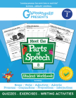 Grammaropolis: The Parts of Speech Workbook, Grade 1 Cover Image