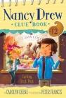 Turkey Trot Plot (Nancy Drew Clue Book #12) Cover Image