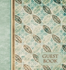 GUEST BOOK for Airbnb, Vacation Home Guest Book, Visitors Book, Comments Book.: Hardcover Guest Comments Book For Events, Parties, Clubs, Retreat Cent Cover Image