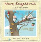 Mary Engelbreit Collectible Print with 2019 Wall Calendar Cover Image