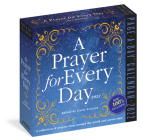 A Prayer for Every Day Page-A-Day Calendar 2022: A Daily Moment of Contemplation, Insight, and Spiritual Affirmation. Cover Image