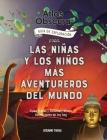 Atlas Obscura: Guía de exploración para las niñas y los niños más aventureros del mundo (El libro Océano de…) Cover Image