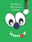 Can I Learn With My Book of Questions and Solutions? Yes, I Can! Cover Image
