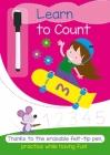 Learn to Count: A Full-Color Activity Workbook That Makes Practice Fun Cover Image