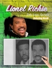 Lionel Richie Dots Lines Spirals Coloring Book: New Kind Of Stress Relief Coloring Book For Kids And Adults Cover Image