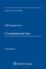 Constitutional Law, Sixth Edition: 2020 Case Supplement (Supplements) Cover Image